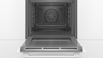 Série 4, Four intégrable, 60 x 60 cm, Blanc HBA573BV0