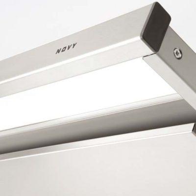 661 telescopic glass stainless steel 60cm detail03