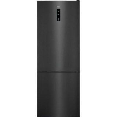 324l  ( 208 + 94 )  no frost - a++ -  noir niveau sonore :  Réfrigérateur/Congél. AEG RCB73421TY noir