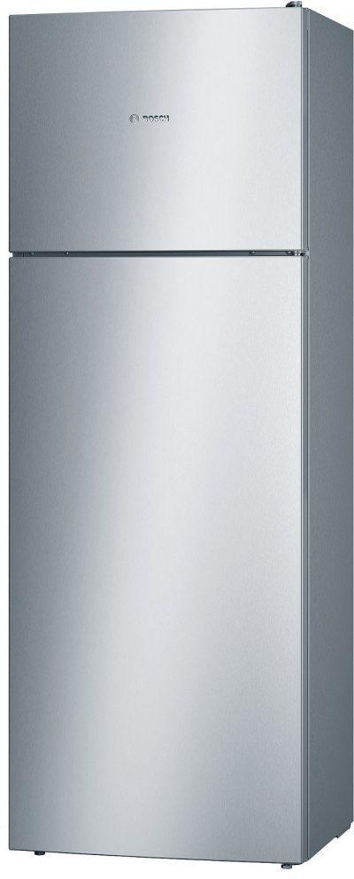 Réfrigérateur 2 portes largeur 70cm  - 401 litres - froid  Réfrigérateur/Congél. BOSCH KDV47VL30 inox/alu/silver