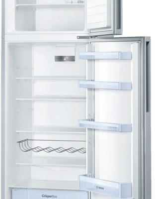 Lowfrost  - 510 l ( 400+110) - a++ éclairage  led - portes  Réfrigérateur/Congél. BOSCH KDV58VL30 inox/alu/silver