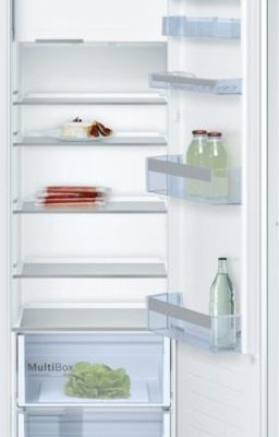 286l ( 252 l +  congélateur 34l)  - a++ - 209kwh/an -  Réfrigérateur. BOSCH KIL82VS30