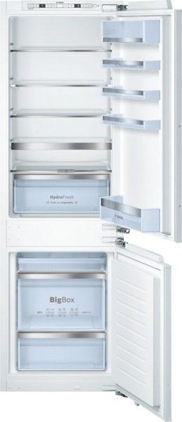 prémium - intérieur avec finition métal  - lowfrost - 268  Réfrigérateur/Congél. BOSCH KIS86AF30