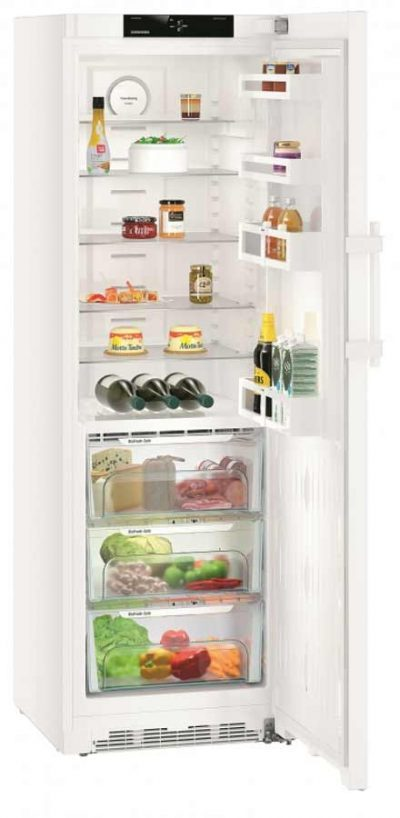 Réfrigérateur  froid brassé powercooling freshair 1 porte  Réfrigérateur. LIEBHERR KB4310