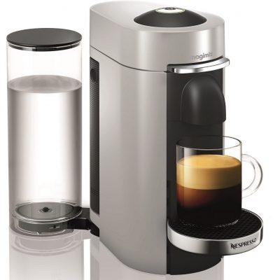Magimix Nespresso Vertuo argent
