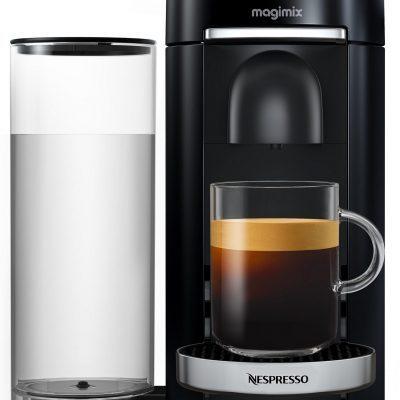 Magimix Nespresso Vertuo noir