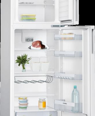 Réfrigérateur-congélateur top coolefficiency avec  Réfrigérateur/Congél. SIEMENS KD33VVW30 blanc