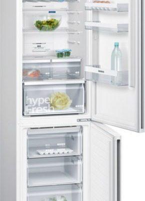366 l - a++ - nofrost multiairflow - poignées verticales  Réfrigérateur/Congél. SIEMENS KG39NXW35 blanc