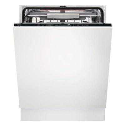 Lave-vaisselle tout intégrable avec tiroir à couvert amovible