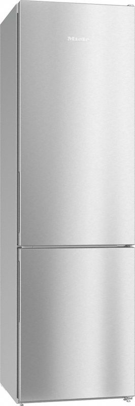 Réfrigérateur/congélateur posable avec NoFrost et DynaCool pour plus de confort et de flexibilité.