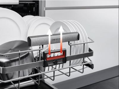 Lave Vaisselle Encastrable Fsk93807p Aeg Comfortlift