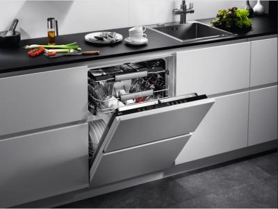 Lave Vaisselle Encastrable Fsk93807p Aeg Cuisine