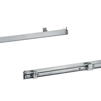 Clip rail téléscopique 1 niveau