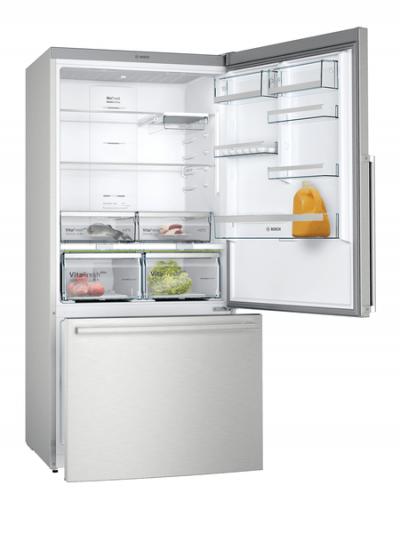 Réfrigérateur combiné pose-libre, 186 x 86 cm