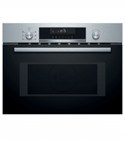 Série 6, Four combine micro-ondes avec hot air, 60 x 45 cm, Inox CMA585GS0