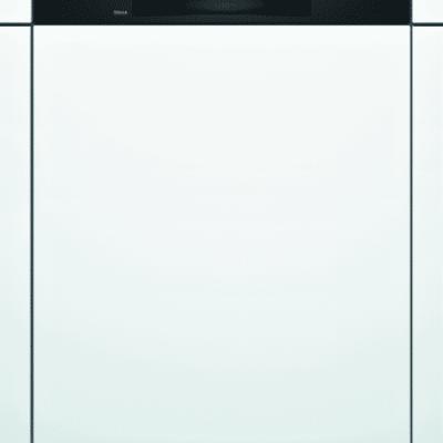 Série 4, Lave-vaisselle intégrable avec bandeau, 60 cm, Noir SMI4HTB31E