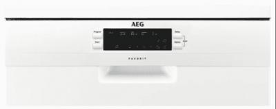 Aeg Ffb52610zw Bandeau