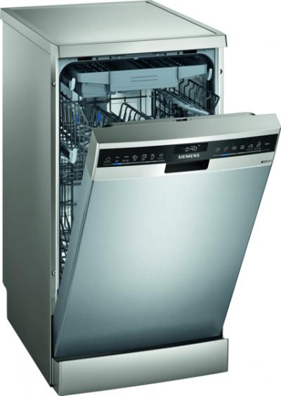 iQ500, Lave-vaisselle pose-libre, 45 cm, Inox SR25ZI11ME