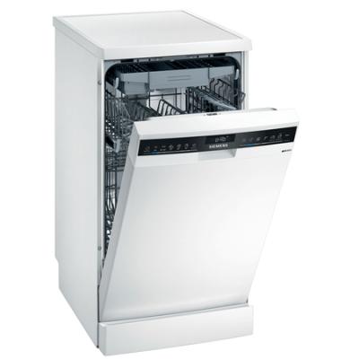iQ300, Lave-vaisselle pose-libre, 45 cm, Blanc SR23HW65ME