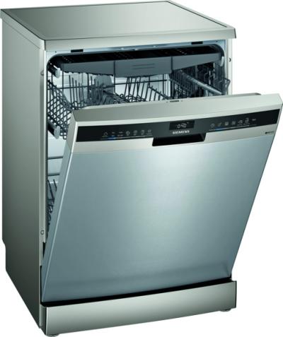 iQ300, Lave-vaisselle pose-libre, 60 cm, Inox SN23EI14VE