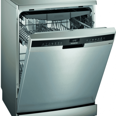 iQ300, Lave-vaisselle pose-libre, 60 cm, Inox - Siemens SN23EI14VE