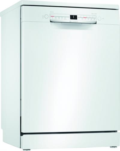 Série 2, Lave-vaisselle pose-libre, 60 cm, Blanc SMS2ITW42E