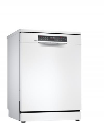 Série 6, Lave-vaisselle pose-libre, 60 cm, Blanc SMS6ZCW48E