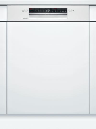 Série 4, Lave-vaisselle intégrable avec bandeau, 60 cm, Blanc SMI4HTW35E
