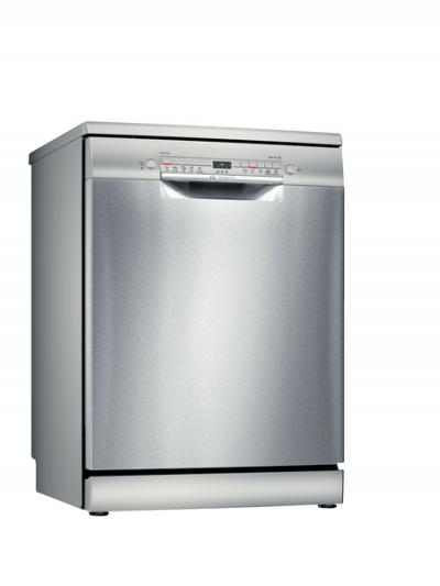 Série 2, Lave-vaisselle pose-libre, 60 cm, Inox SMS2ITI12E