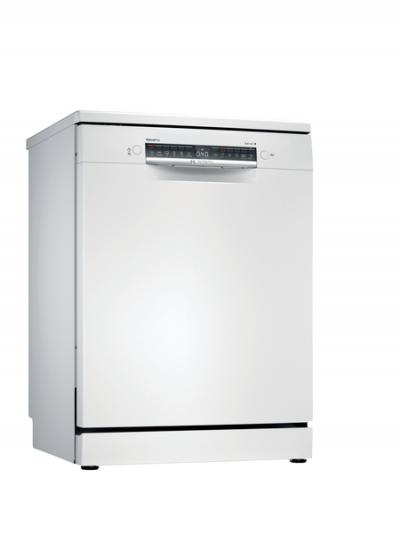 Série 4, Lave-vaisselle pose-libre, 60 cm, Blanc SMS4HTW47E