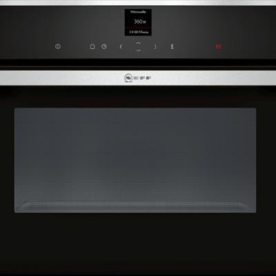 N 70, Micro-ondes intégrable, 60 x 45 cm, Inox C17UR02N0