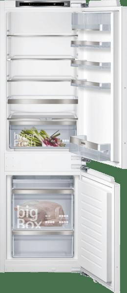 iQ500, Réfrigérateur combiné intégrable, 177.2 x 55.8 cm KI86SADE0