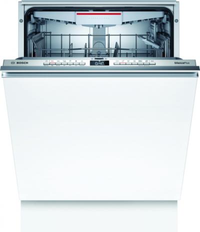 Série 4, Lave-vaisselle tout intégrable, 60 cm, XXL SBH4HCX48E