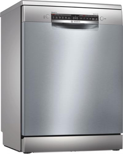Série 4, Lave-vaisselle pose-libre, 60 cm, Inox SMS4HAI48E