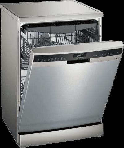 iQ500, Lave-vaisselle pose-libre, 60 cm, Inox SN25EI56CE