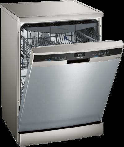 Lave-vaisselle Zeolith® avec Wifi, utilisable via votre smartphone ou une assistance vocale. Sn25zi00ce