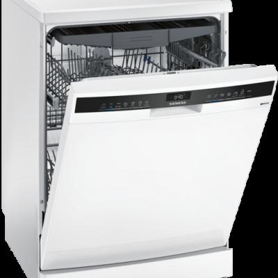 iQ500, Lave-vaisselle pose-libre, 60 cm, Blanc SN25ZW00CE