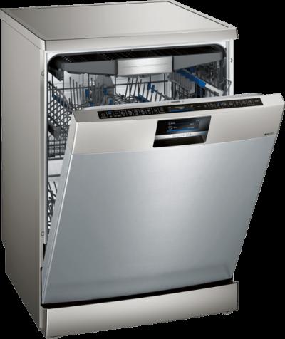 iQ700, Lave-vaisselle pose-libre, 60 cm, Inox SN27YI01CE