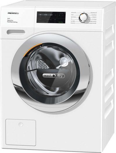 Lave-linge séchant WT1 avec QuickPower et Single Wash&Dry – lavage et séchage efficace et rapide Wti370wpm 1