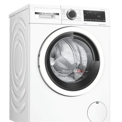 Série 4, Lave-linge séchant, 8/5 kg, 1400 trs/min WNA13400FF