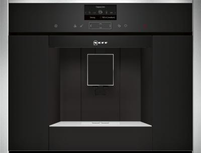 N 90, Machine à café tout automatique, Noir, noir C17KS61H0
