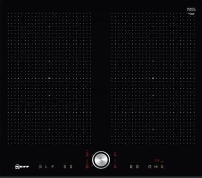 N 70, Table à induction, 60 cm, Noir T56FT60X0