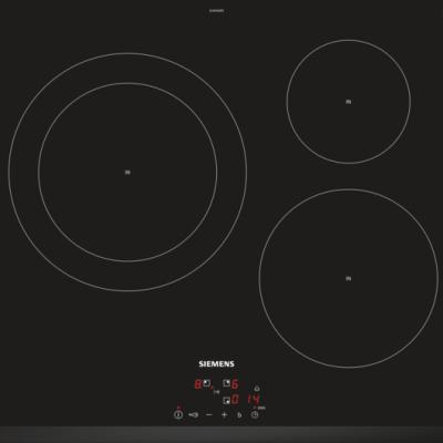 iQ100, Table à induction, 60 cm, Noir