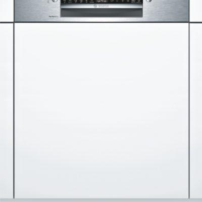 Série 6 Lave-vaisselle intégrable avec bandeau60 cm Metallic SMI6ZCS00E