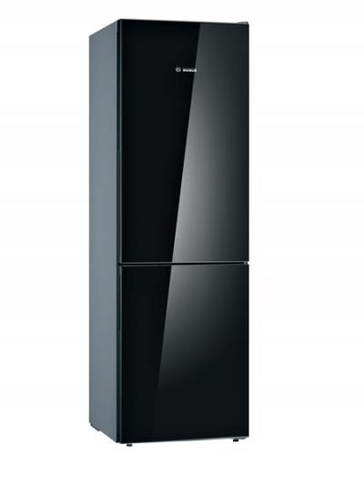 Le réfrigérateur combiné KGV36VBEASavec VitaFresh : très efficace- conserve vos fruits et légumes frais plus longtemps.