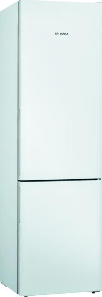 Le réfrigérateur combiné avec VitaFresh : très efficace- conserve vos fruits et légumes frais plus longtemps. KGV39VWEAS