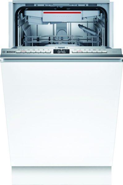 Chargement flexible et contrôle intelligent de votre lave-vaisselle via l'application Home Connect. SPV4XMX28E
