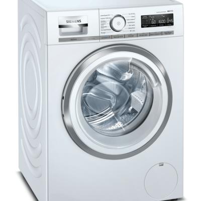 Lave-linge connecté avec système anti-taches: venez à bout des 4 taches les plus résistantes en un temps record. Siemens WM16XMH1FF