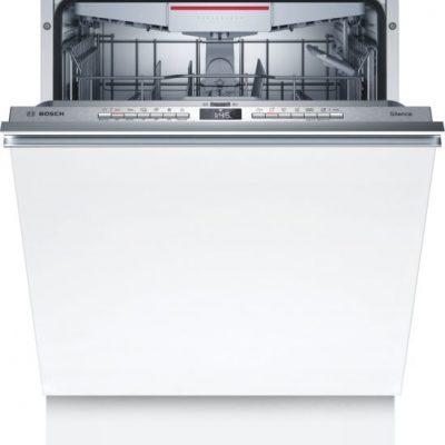 Chargement flexible et gestion intelligente de votre lave-vaisselle via l'application Home Connect, idéal pour les plinthes fines et les installations en hauteur.