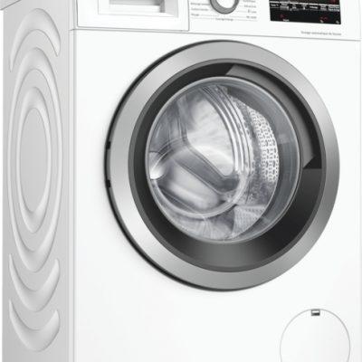 Lave-linge i-DOS avec Système de Dosage Intelligent de la lessive liquide: il fait tout automatiquement pour un résultat de lavage parfait. WAU28S09FF
